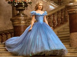 Cinderella's Ball Gown