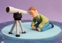 Telescope Birthday
