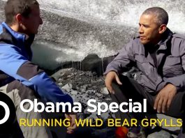 bear grylls barack obama TV Show
