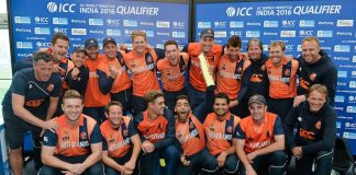 Netherlands - ICC World Twenty20