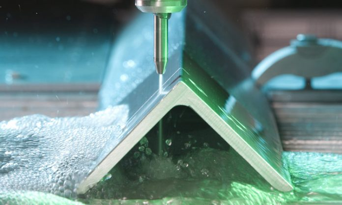 Water-Jet-Cutting