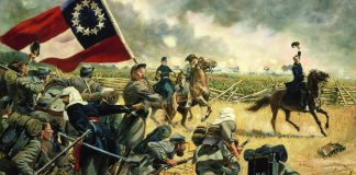 American Civil War Art