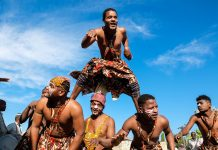 Bantu Tribes of Southern Africa
