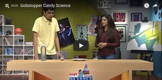 Gobstopper Candy Science