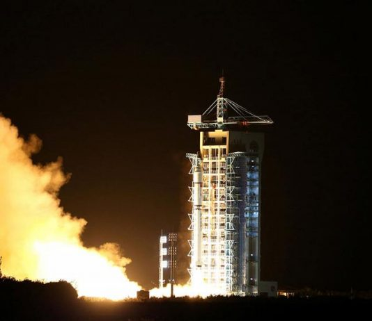 china micius satellite