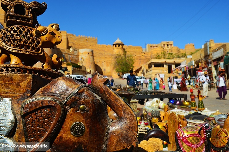 Golden-Fort-in-Jaisalmer