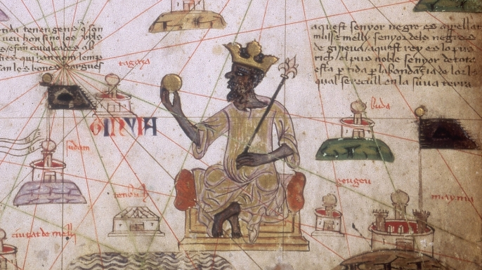 Mansa Musa, King of Mali