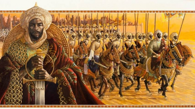 Mansa Musa- King of Mali