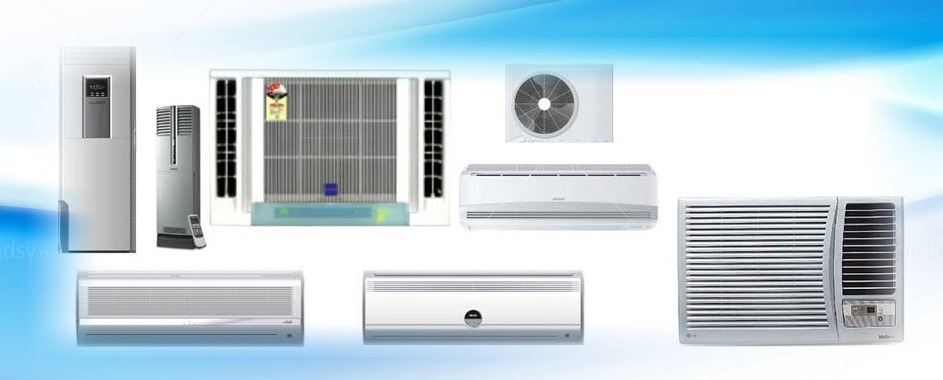 Different type of AC