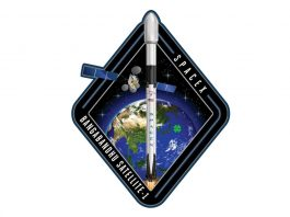 Official SpaceX Bangabandhu Satellite-1