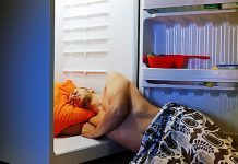 fridge-during-hot-summer-night