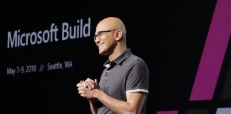 microsoft-ceo-satya-nadella-at-build-2018