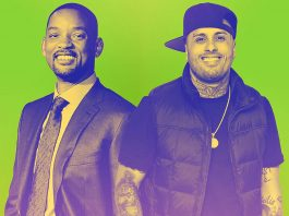 Nicky Jam & Will Smith