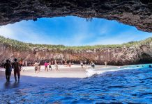 marieta-islands-beach-cove-mexico
