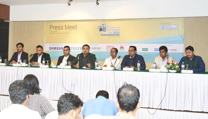 Smartphone Tab Expo Press Meet