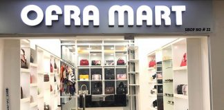 Ofra Mart Showroom