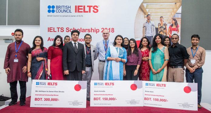 British Council_IELTS Scholarship Award 2018