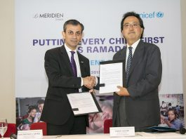 UNICEF Bangladesh and Le Méridien Dhaka Join Forces for Every Child in Ramadan