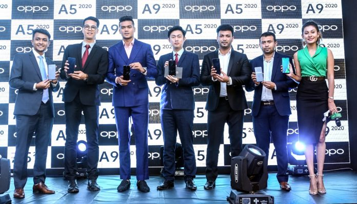 OPPO launches A9 2020