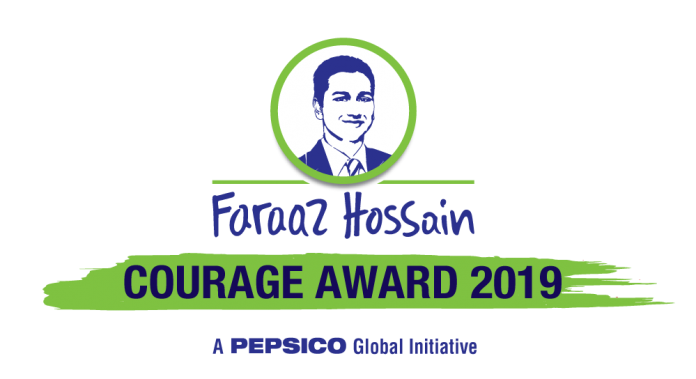 Faraaz Hossain Courage Award